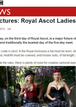 BBC News June 2015