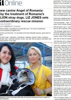 Mail Online April 2013
